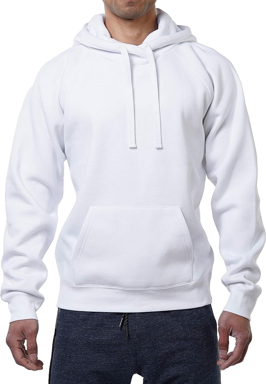 FORBIDEFENSE Mens Pullover Fleece Hoodie Long Sleeve Hooded Sweatshirt