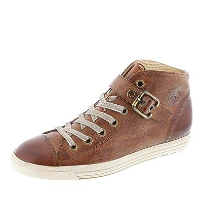 new product 1152a a4bed Paul Green Damen Sneaker 1157 037 Größe 42 Braun (Braun ...
