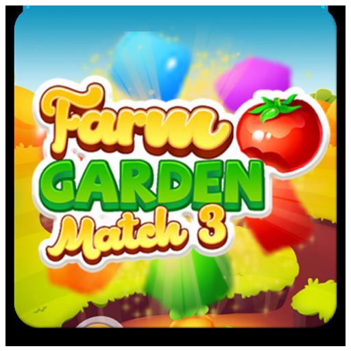 Italian Charm Fruit (Farm Time Garden Match 3)