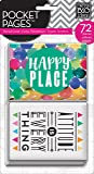 me & my BIG ideas Pocket Pages Themed Cards Abstract Art