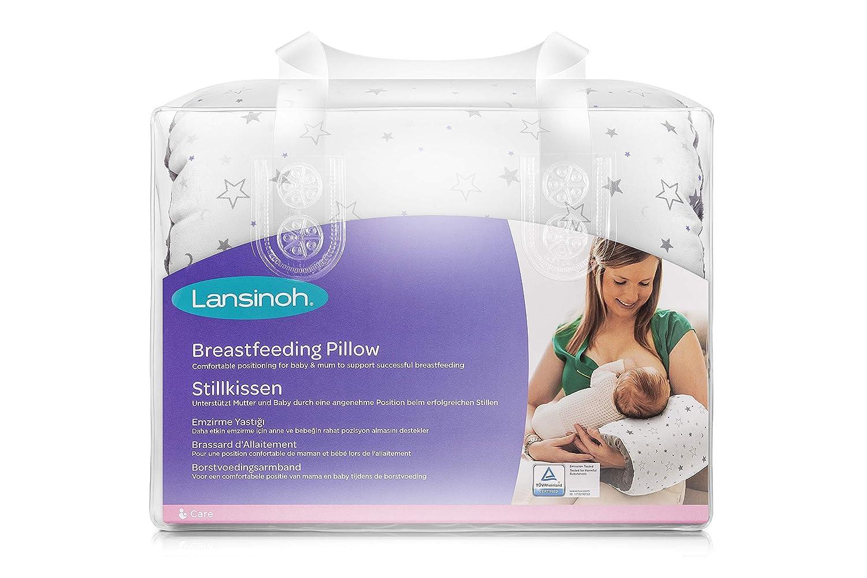 Lansinoh mOmma 71095 Almohada de lactancia