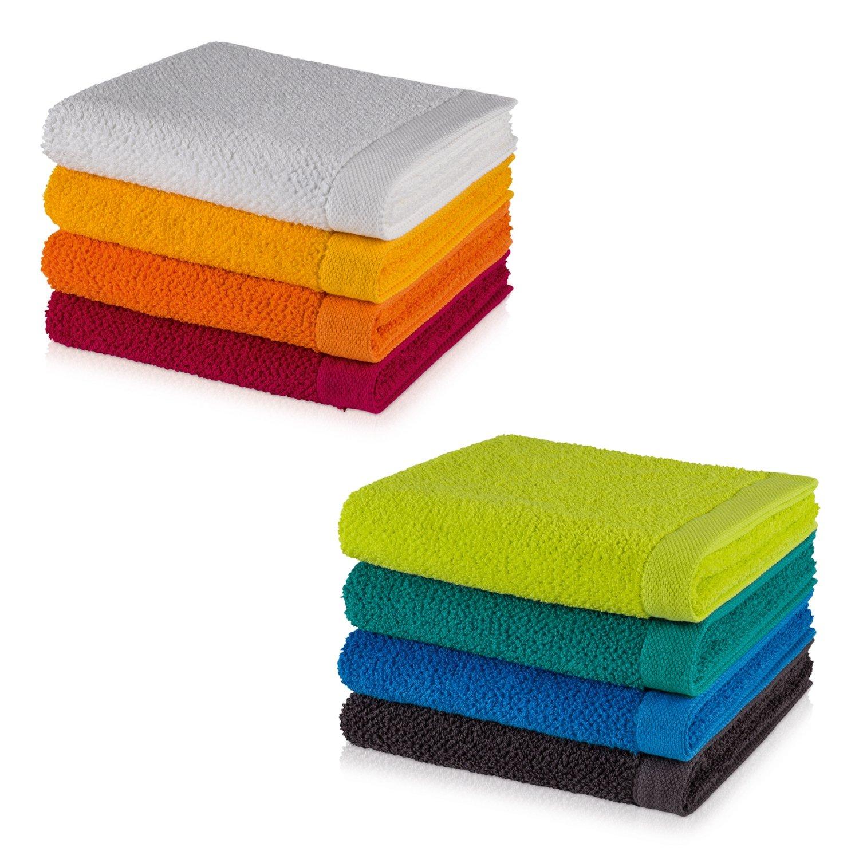 Möve New Essential Badteppich 60 x 100 cm aus aus aus 100% Baumwolle, snow B00870ESVM Badematten & -teppiche 49d0d1