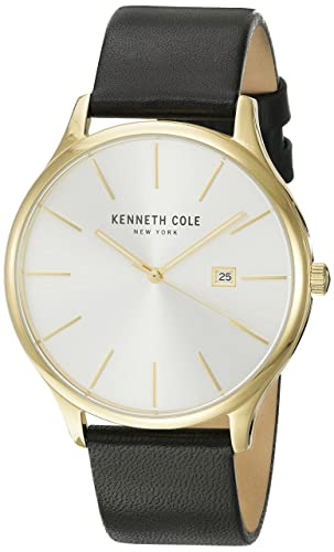 Kenneth Cole De los hombres Kenneth Cole New York Reloj KC15096001: Kenneth Cole: Amazon.es: Relojes