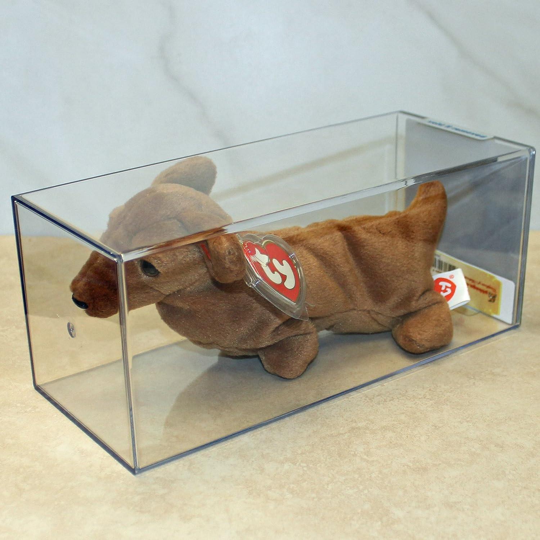 Ty Beanie Babies Weenie the Dog MWMT