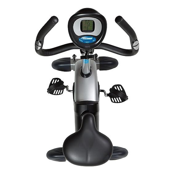 Fytter Bicicleta Estática Racer Ra-04B Gris: Amazon.es: Deportes y aire libre
