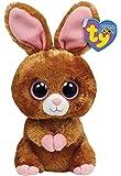 TY 36081 - Beanie Boos Hopson - Hase Plüschtier, 15 cm, braun