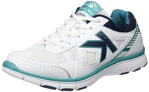Seatle Flat 4.0, Zapatillas para Mujer, Blanco (White), 41 EU Kelme