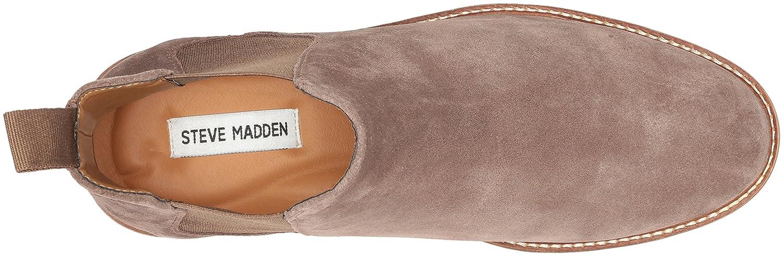 f9c78503338 Steve Madden Highline Chelsea Botas para Hombre  Steve Madden   Amazon.com.mx  Ropa