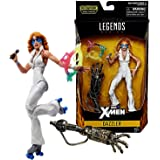 Marvel Legends 2016 Warlock Series 6 Inch Tall Figure - X-Men DAZZLER with Microphone, Light Ring and Warlock's Left Arm