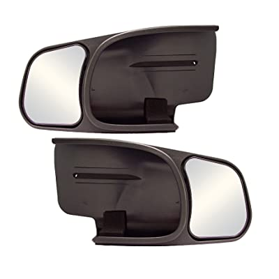 CIPA 10800 Chevrolet/GMC Custom Pair Towing Mirrors: Automotive