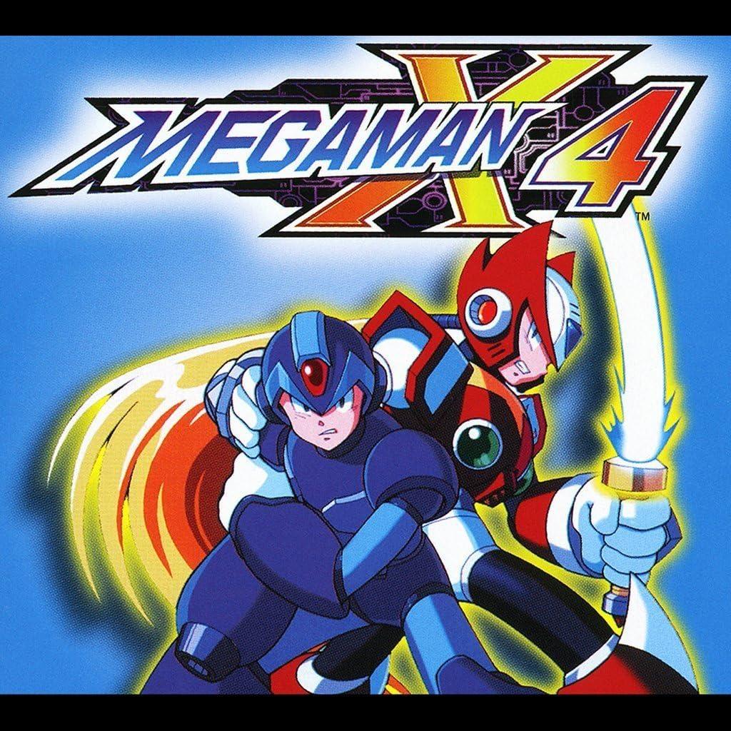 Amazon com: Mega Man X4 - PS3 [Digital Code]: Video Games