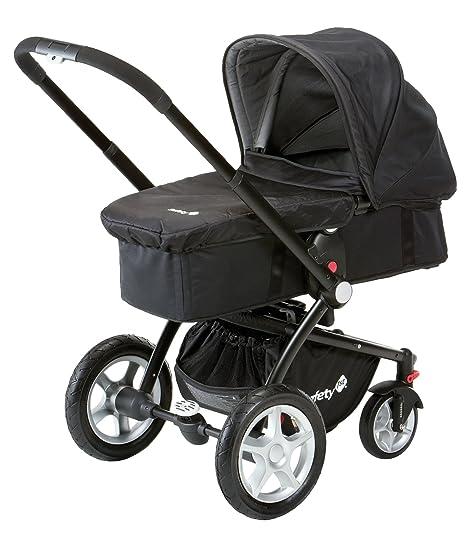 Safety 1st 19904410 Roadmaster - Carrito convertible con capazo, cesta, protector para la lluvia