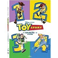 Coleção Toy Story - 4 Discos [Blu-Ray]