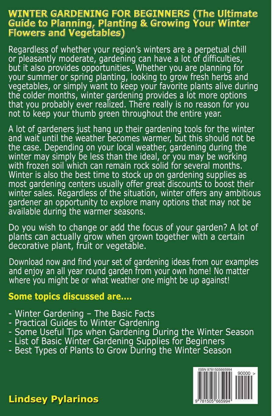 winter gardening for beginners the ultimate guide to planning