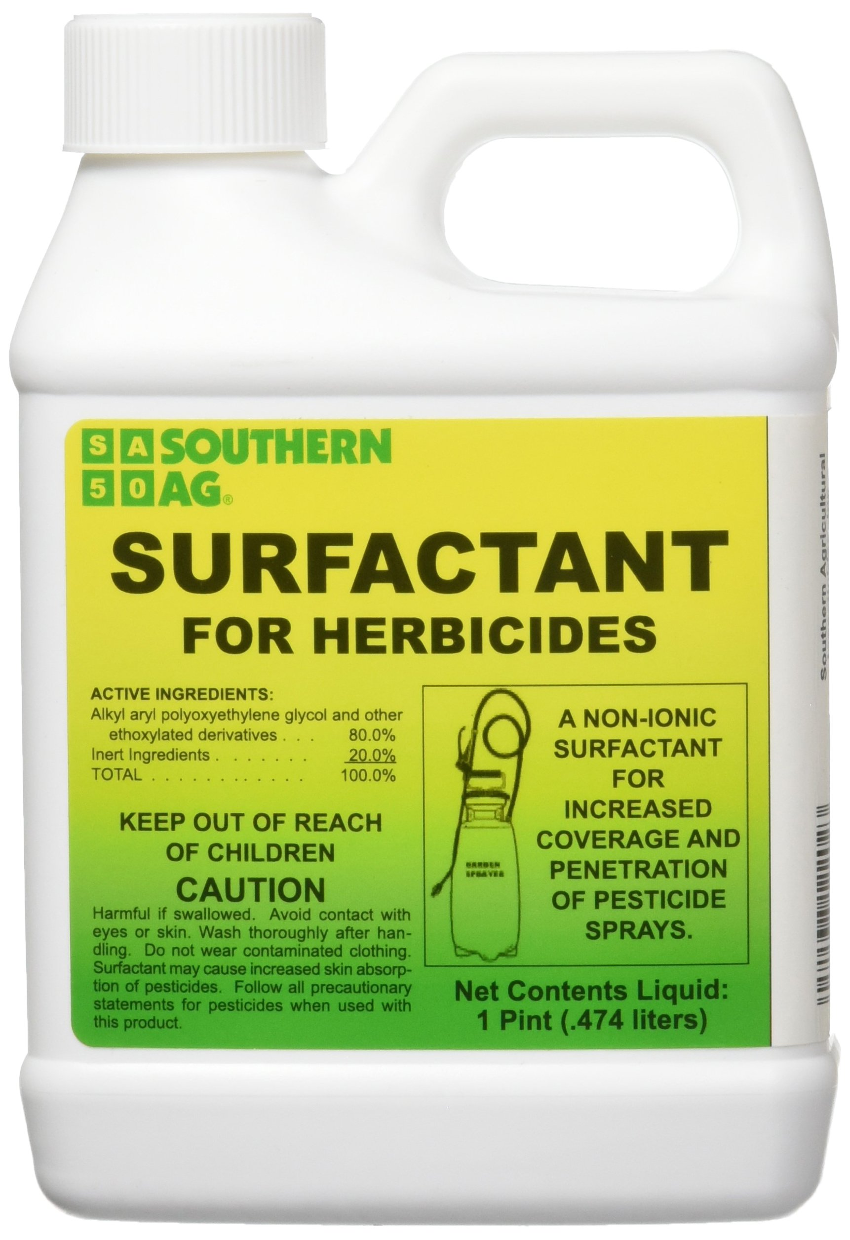 Southern Ag Surfactant for Herbicides Non-Ionic, 16oz, 1 Pint by Southern Ag