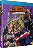 My Hero Academia: Season Three Part One [Blu-ray]