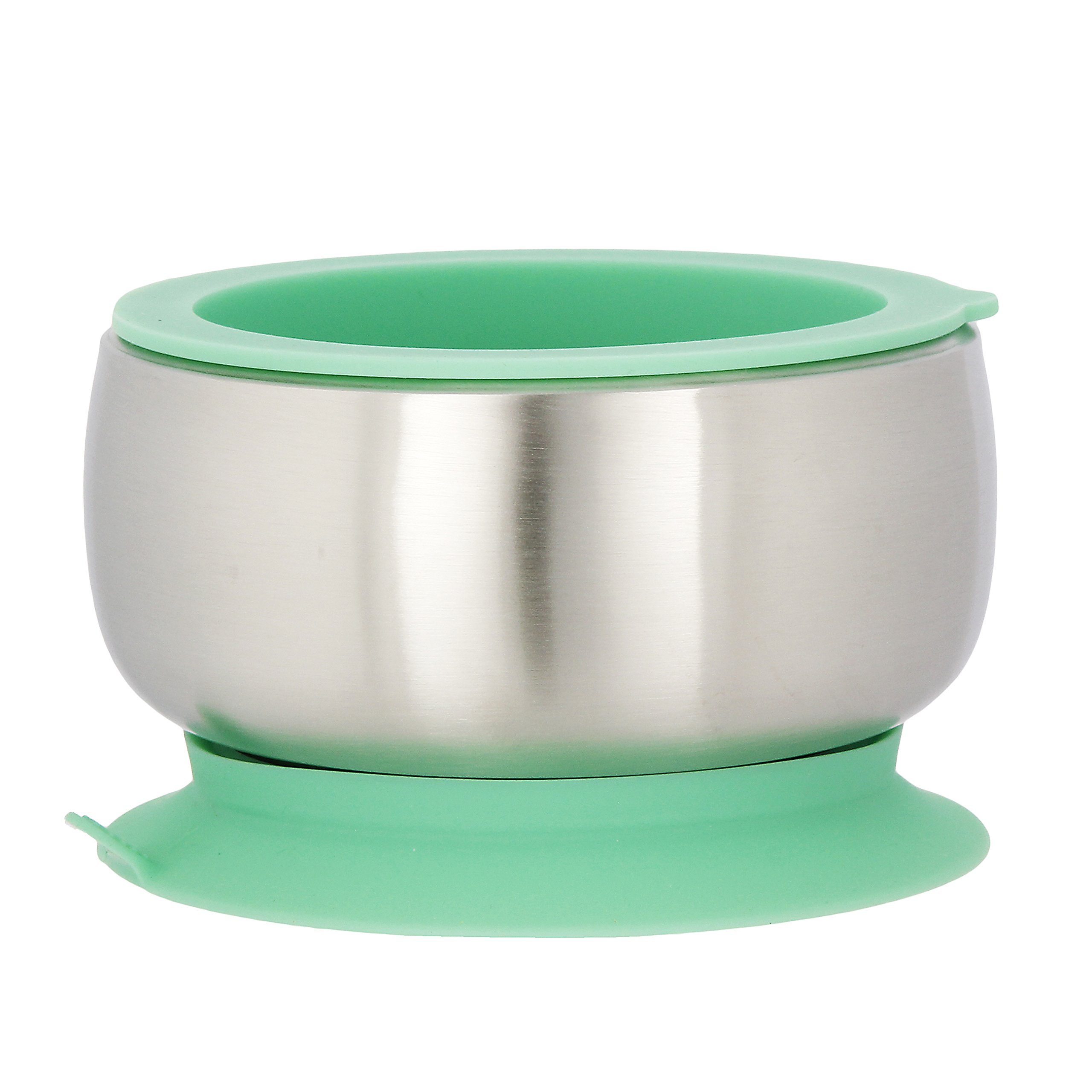 Analytical Non Slip Baby Warming Plate Spill Proof Suction Bowl Keep Food Warm Container High Safety Bowls & Plates Cups, Dishes & Utensils