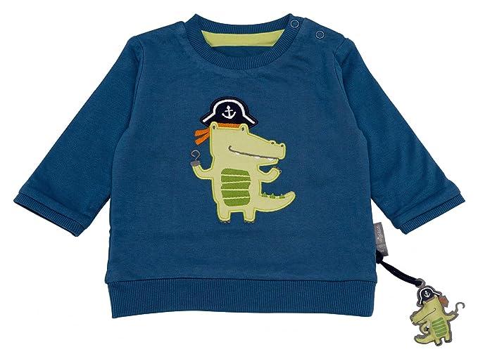 c32b77489af912 Sigikid Baby-Jungen Langarmshirts Wendeshirt  Amazon.de  Bekleidung