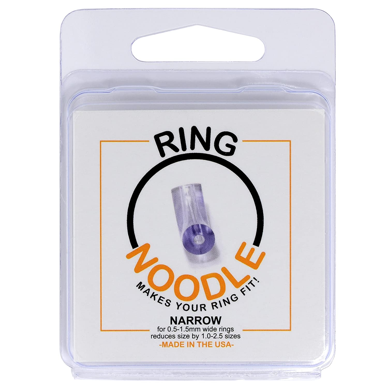 RING NOODLE Ring Guard 6 pack Ring Size Reducer Size: Medium