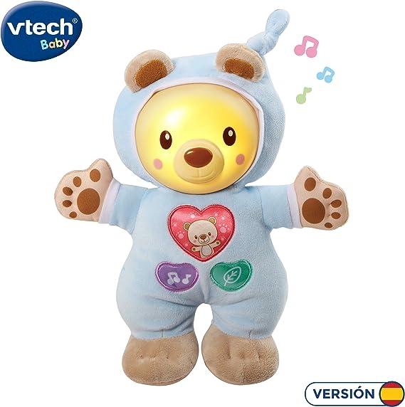 VTech- Cuco Cuna Muñeco Infantil con Relajantes Melodías ...