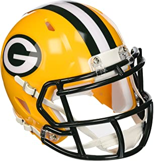 Riddell NFL Green Bay Packers Revolution Speed Mini Helmet