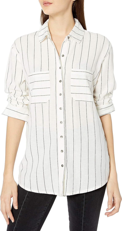 Billabong Camisa tejida Easy Movin para mujer