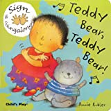Sign and Sing Along: Teddy Bear, Teddy Bear!