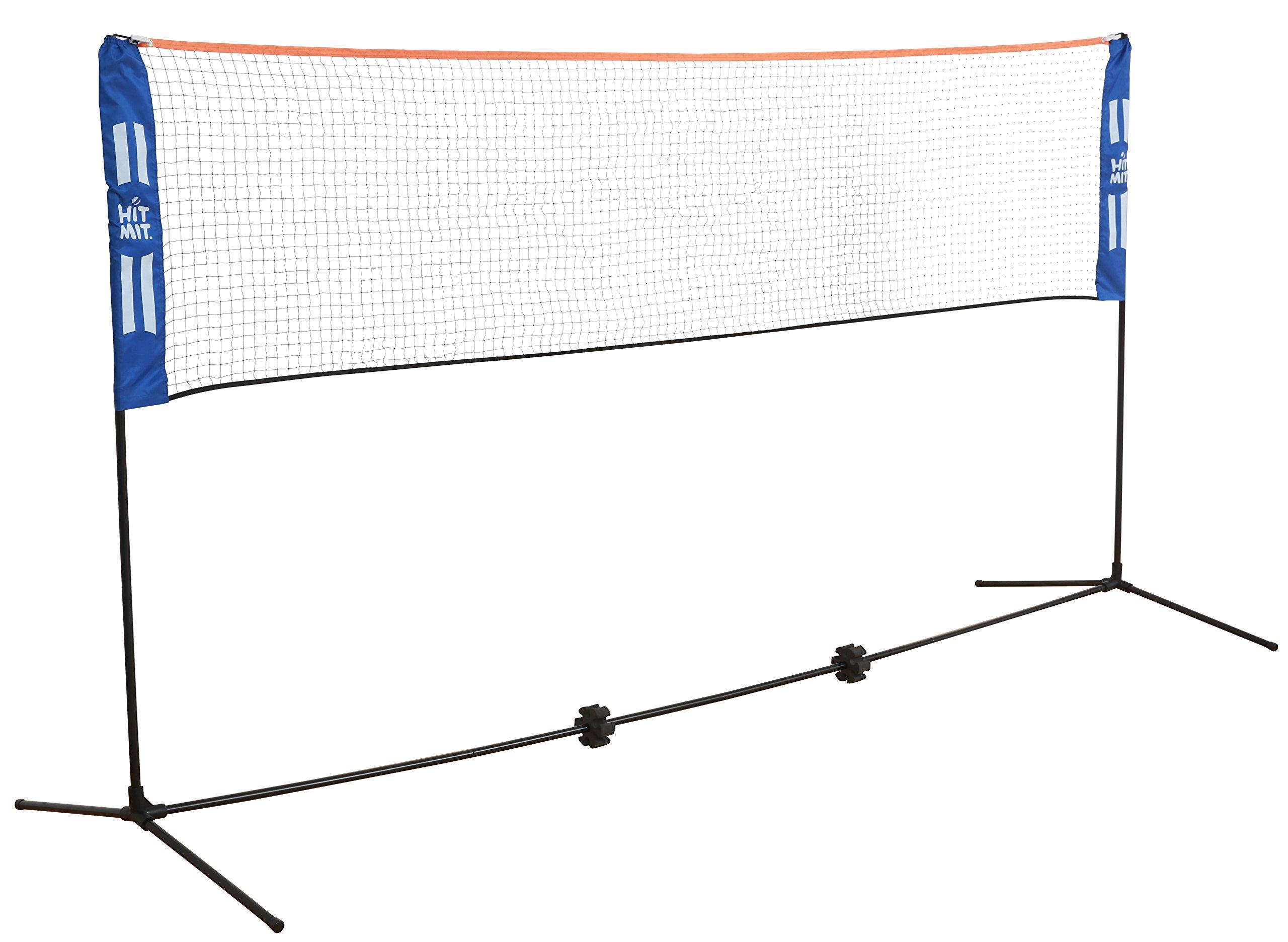 HIT MIT Multi-Sport Adjustable Indoor/Outdoor Net Set
