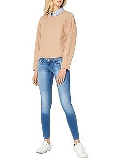 bcfddb347893 ONLY Damen Skinny Jeanshose Onlcoral Sl Sk Dnm Jeans Bj5001 - 3 Noos ...