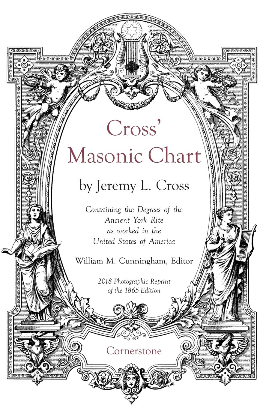 Download Cross' Masonic Chart pdf epub
