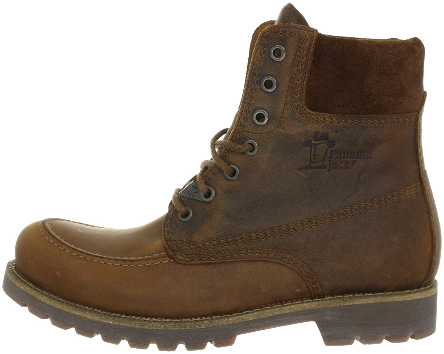 Cheap Sale Exclusive Mens Panama 03 C8 Ankle Boots Brown Braun (Cuero/Bark) Size: 44 Panama Jack Shop Offer For Sale Reliable Collections 8DbVjrPhy