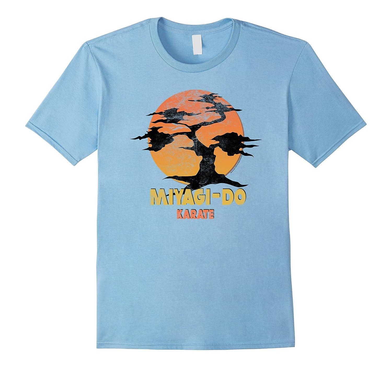 Kids T-shirt MIYAGI-Do Karate Viola