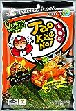 【タイお土産】Taokaenoi のりスナック(CRISPY SEAWEED)・トムヤムクン味15g×20袋