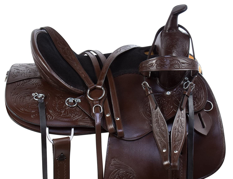 "WESTERN HORSE HEADSTALL BRIDLE SADDLE ANTIQUE CART BUCKLE FIT/'S 5//8/"" WIDE BELT"