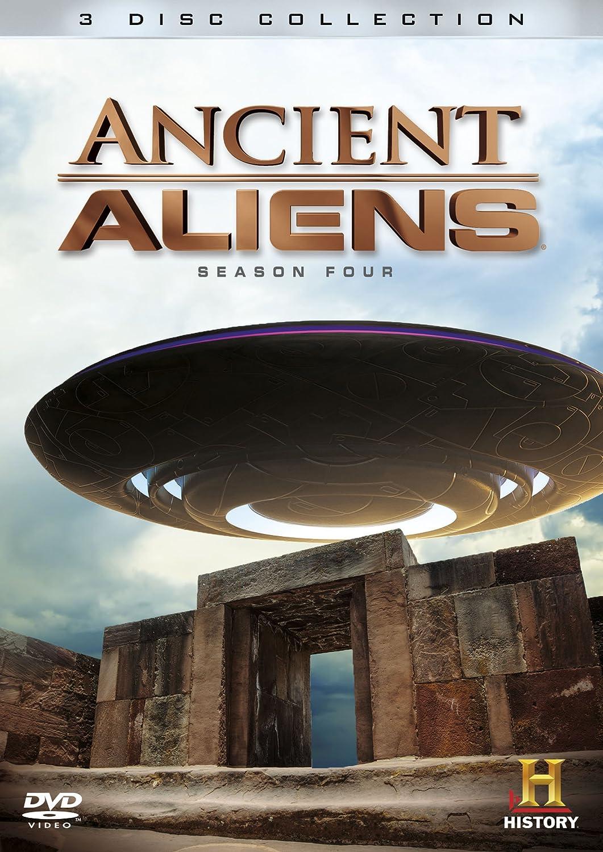 Ancient Aliens Season 3 cast