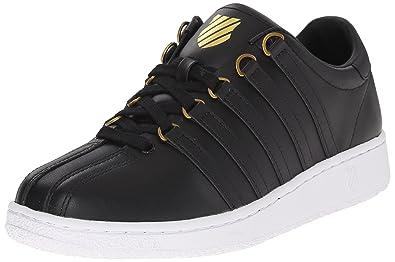 k vn les suissesses est classique vn k ul chaussure de sport noir 637ef9