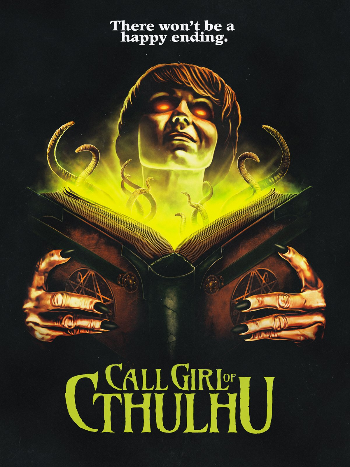 Blu-ray : Call Girl Of Cthulhu (With DVD, 2 Pack, 2PC)