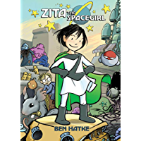Zita the Spacegirl (English Edition)