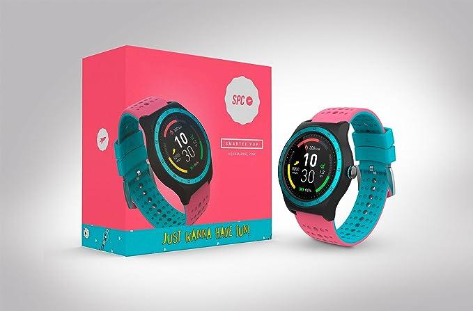 SPC Smartee Pop - Smartwatch de 1.3