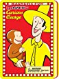 Curious George Magnetic Tin Play Set