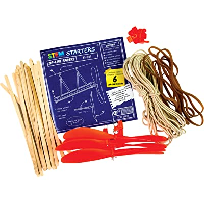 STEM Starters: Zip-Line Racers: Office Products