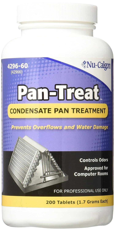 Nu-Calgon 4296-60 Pan-Treat Scum 200 Tablets