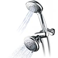 Delicieux Hydroluxe Full Chrome 24 Function Ultra Luxury 3 Way 2 In 1 Shower