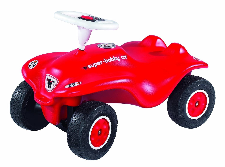 Amazon.com: Big Super Bobby Car, color rojo: Beauty