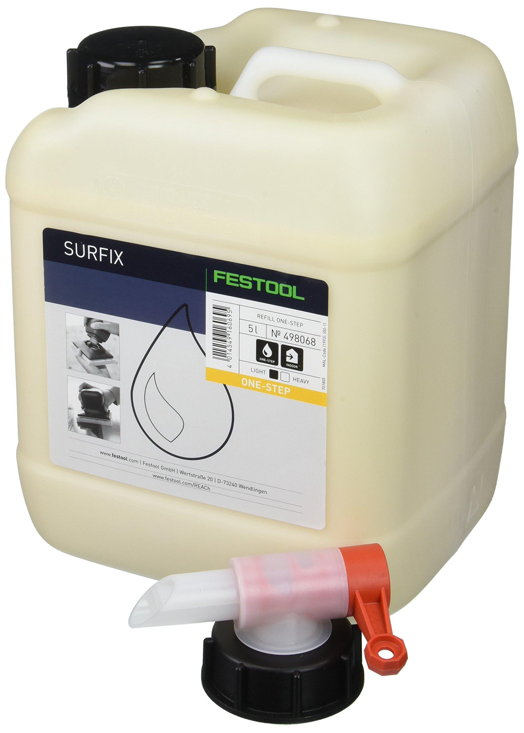Festool 498068 5-Liter One-Step Oil Bottle