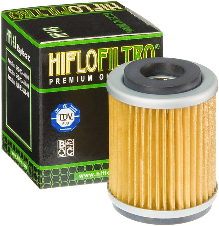 3x Filtro de aceite Yamaha XT 350 H 85-90 Hiflo HF143