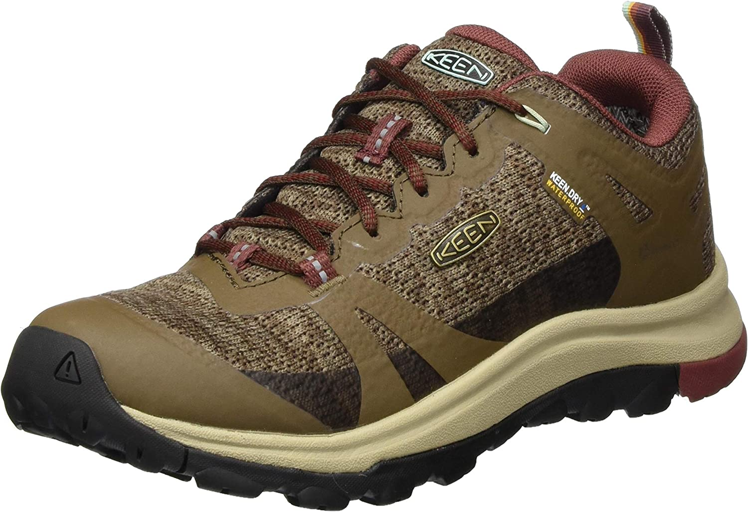 Keen Terradora 2 Low Height Waterproof, Zapatos para Senderismo Mujer: Amazon.es: Zapatos y complementos