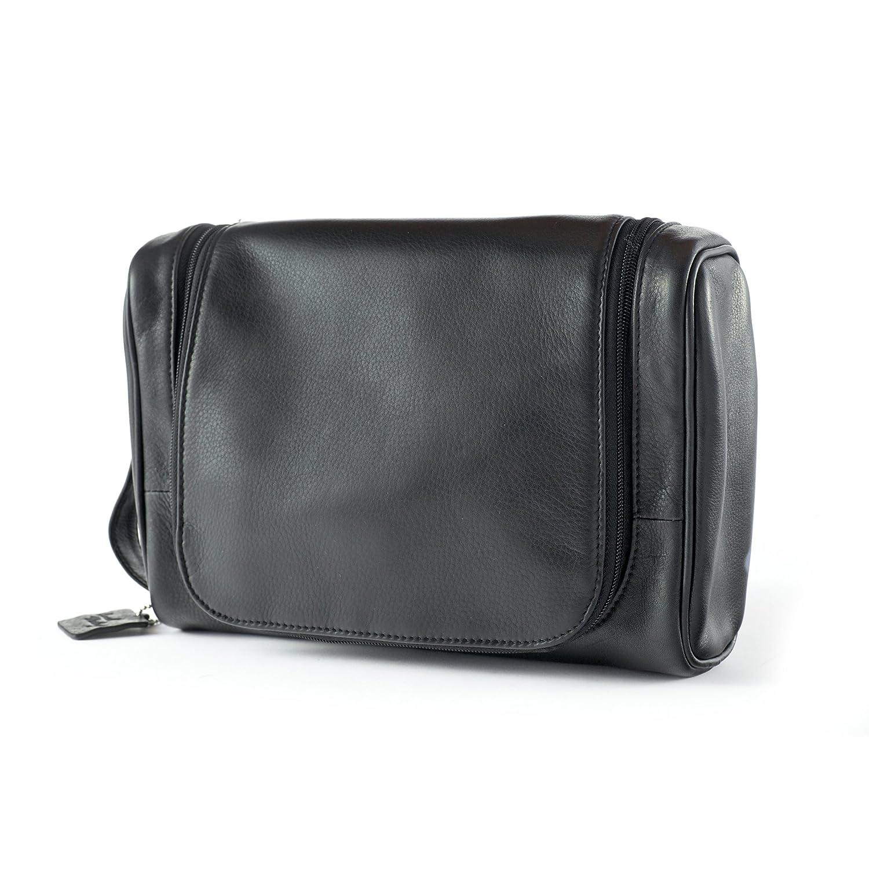 Black Osgoode Marley Hanging Travel Kit