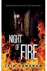 Night of Fire: (DI Angus Henderson 6) Kindle Edition