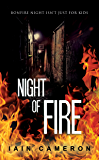 Night of Fire: (DI Angus Henderson Book 6)
